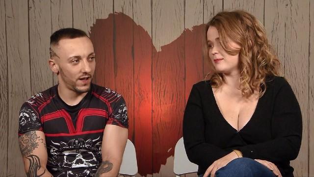 Sveta y Eneko se van contentos de su cita