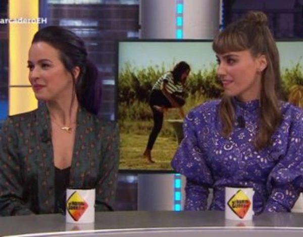 Las actrices presentan El Embarcadero en El Hormiguero