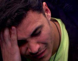 Kiko llora porque tiene miedo de perder a Sofía