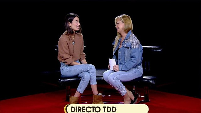 Belén entrevista a Estela Grande