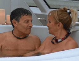 Jero y Adriana amor a primera vista