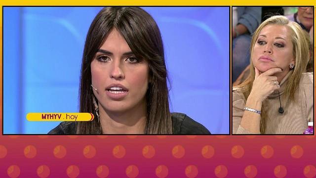 Sofía y Belén se mandan mensajitos en sus respectivos programas
